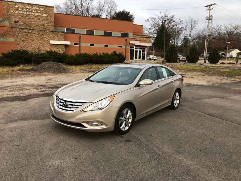 2011 Hyundai Sonata for sale at DILLON LAKE MOTORS LLC in Zanesville OH
