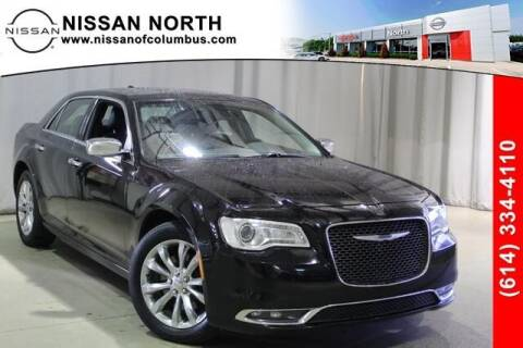 2017 Chrysler 300 for sale at Auto Center of Columbus in Columbus OH
