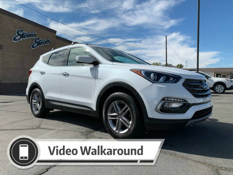 2017 Hyundai Santa Fe Sport for sale at Ultimate Auto Sales Of Orem in Orem UT