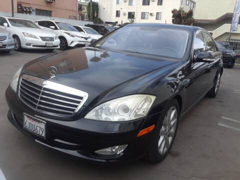 2007 Mercedes-Benz S-Class for sale at Western Motors Inc in Los Angeles CA