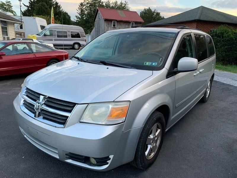 2008 Dodge Grand Caravan for sale at Waltz Sales LLC in Gap PA