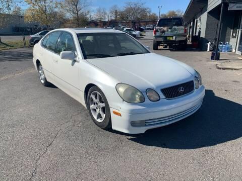 2003 Lexus GS 300 for sale at Diana Rico LLC in Dalton GA