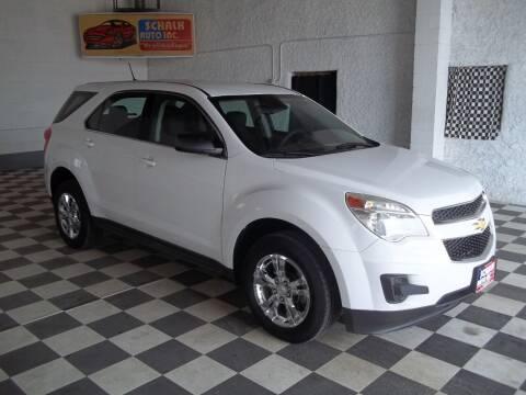 2014 Chevrolet Equinox for sale at Schalk Auto Inc in Albion NE