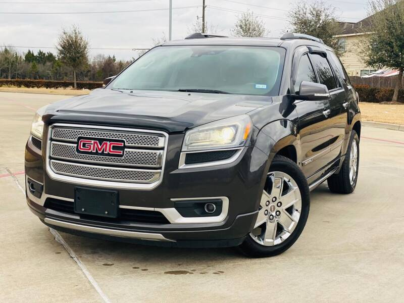 2014 GMC Acadia for sale at AUTO DIRECT in Houston TX