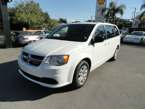 2018 Dodge Grand Caravan for sale at DeWitt Motor Sales in Sarasota FL