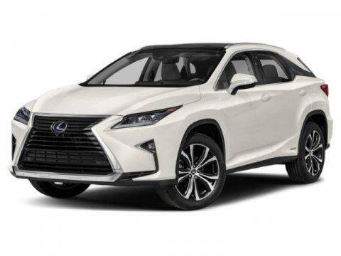 2019 Lexus RX 450h for sale at CU Carfinders in Norcross GA