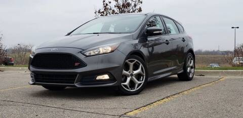 2016 Ford Focus for sale at Nationwide Auto Sales in Melvindale MI