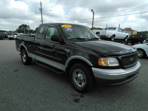 2000 Ford F-150 for sale at Kelly & Kelly Supermarket of Cars in Fayetteville NC