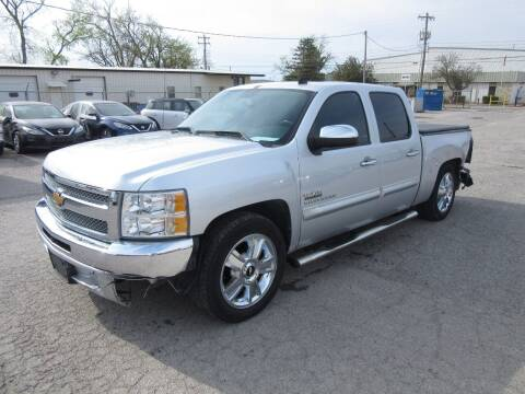 2013 Chevrolet Silverado 1500 for sale at Grays Used Cars in Oklahoma City OK