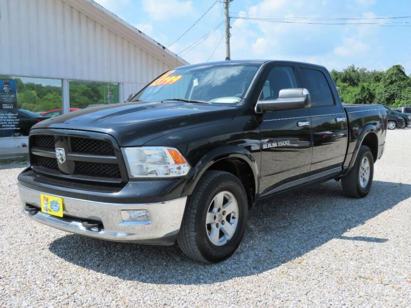 2012 RAM Ram Pickup 1500 for sale at Low Cost Cars in Circleville OH