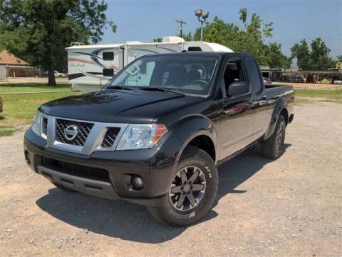 2018 Nissan Frontier for sale at Auto Bankruptcy Loans in Chickasha OK