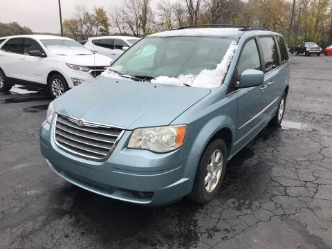 2009 Chrysler Town and Country for sale at MEXICO MOTORS LLC in Mexico MO
