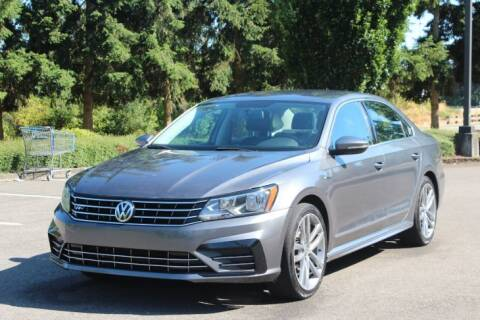 2017 Volkswagen Passat for sale at Top Gear Motors in Lynnwood WA
