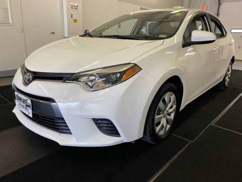 2016 Toyota Corolla for sale at TOWNE AUTO BROKERS in Virginia Beach VA