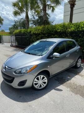 2013 Mazda MAZDA2 for sale at Car Net Auto Sales in Plantation FL