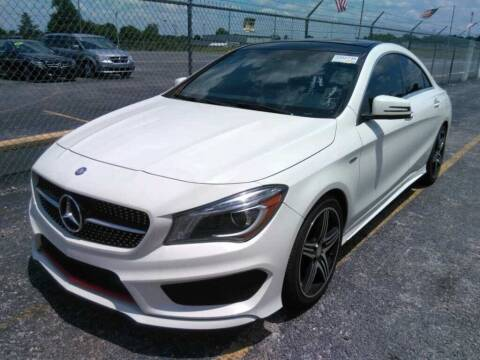 2015 Mercedes-Benz CLA for sale at Smart Chevrolet in Madison NC