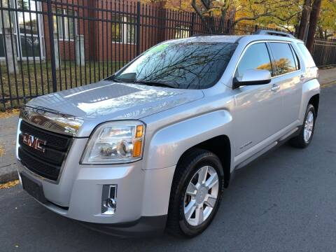2013 GMC Terrain for sale at Commercial Street Auto Sales in Lynn MA