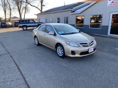 2012 Toyota Corolla for sale at B & B Auto Sales in Brookings SD