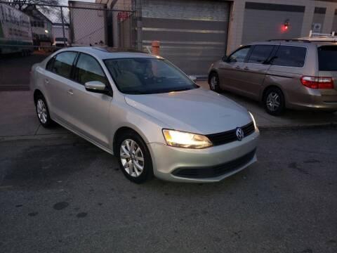 2011 Volkswagen Jetta for sale at O A Auto Sale in Paterson NJ