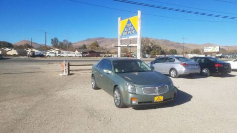 2005 Cadillac CTS for sale at Auto Depot in Carson City NV