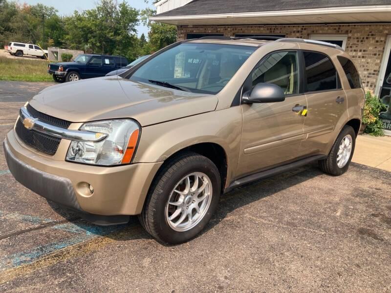 2005 Chevrolet Equinox for sale at Imlay City Auto Sales LLC. in Imlay City MI