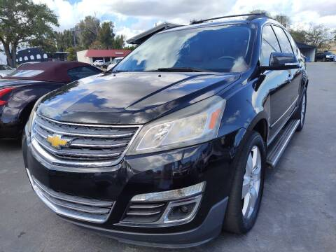 2013 Chevrolet Traverse for sale at Celebrity Auto Sales in Port Saint Lucie FL