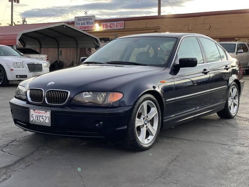 2004 BMW 3 Series for sale at California Auto Deals in Sacramento CA