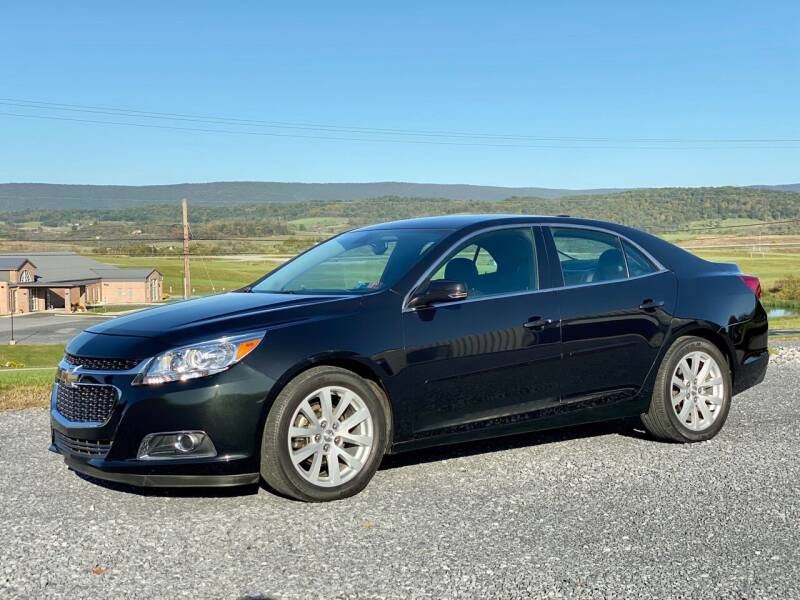 2015 Chevrolet Malibu for sale at All Collector Autos LLC in Bedford PA