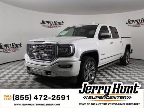 2016 GMC Sierra 1500 for sale at Jerry Hunt Supercenter in Lexington NC