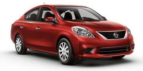 2012 Nissan Versa for sale at Strosnider Chevrolet in Hopewell VA