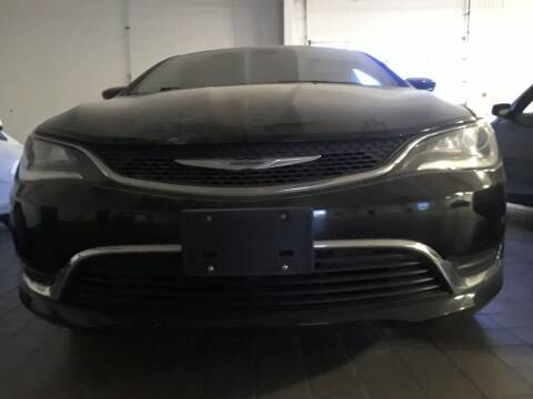 2015 Chrysler 200 for sale at Auto Haus Imports in Grand Prairie TX