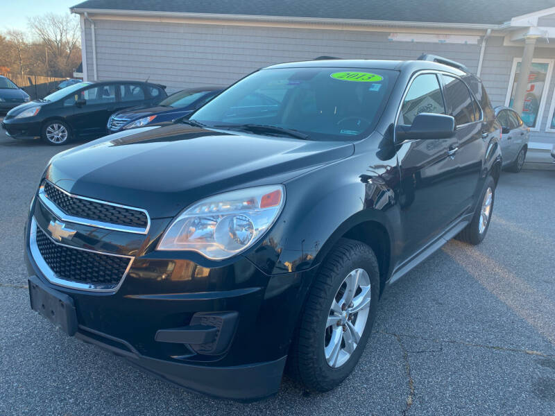 2013 Chevrolet Equinox for sale at Capital Auto Sales in Providence RI