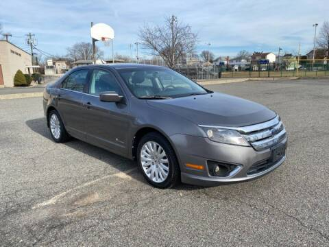 2010 Ford Fusion Hybrid for sale at Cars With Deals in Lyndhurst NJ