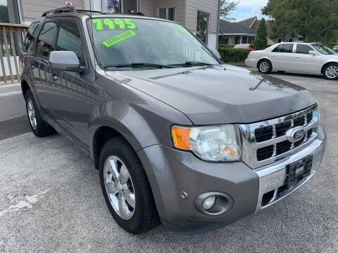 2011 Ford Escape for sale at The Car Connection Inc. in Palm Bay FL