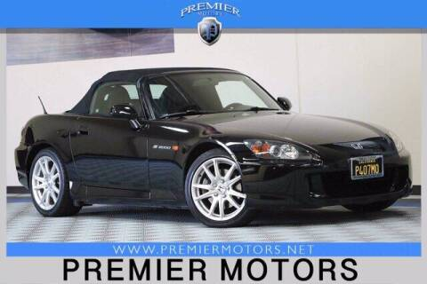 2005 Honda S2000 for sale at Premier Motors in Hayward CA