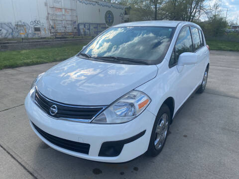2012 Nissan Versa for sale at Mr. Auto in Hamilton OH