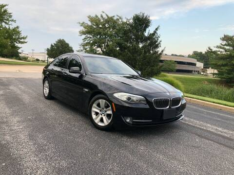 2012 BMW 5 Series for sale at Q and A Motors in Saint Louis MO
