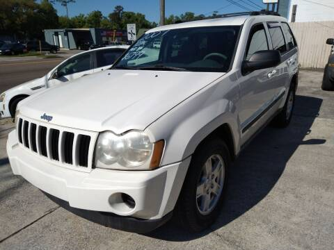 2007 Jeep Grand Cherokee for sale at NINO AUTO SALES INC in Jacksonville FL