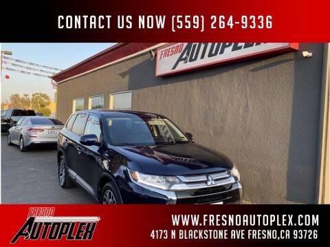2018 Mitsubishi Outlander for sale at Carros Usados Fresno in Clovis CA