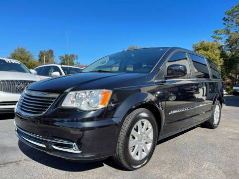 2014 Chrysler Town and Country for sale at Upfront Automotive Group in Debary FL