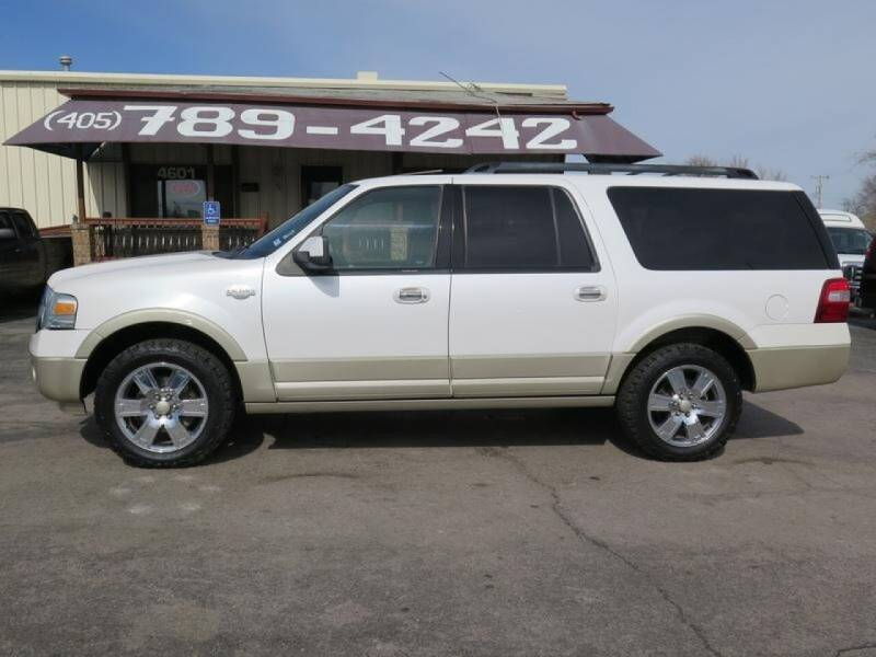 2010 Ford Expedition EL for sale at United Auto Sales in Oklahoma City OK