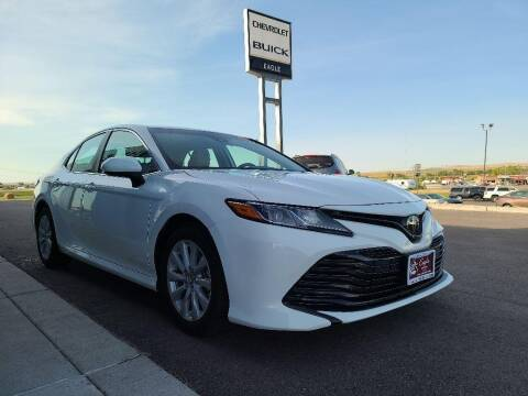 2019 Toyota Camry for sale at Tommy's Car Lot in Chadron NE