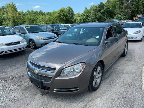 2011 Chevrolet Malibu for sale at Best Buy Auto Sales in Murphysboro IL