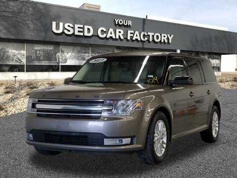 2013 Ford Flex for sale at JOELSCARZ.COM in Flushing MI