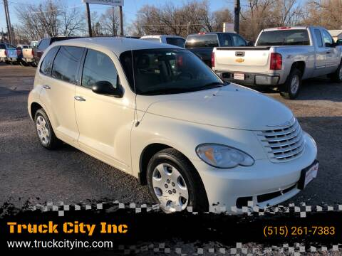 2007 Chrysler PT Cruiser for sale at Truck City Inc in Des Moines IA