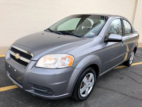 2010 Chevrolet Aveo for sale at Carland Auto Sales INC. in Portsmouth VA