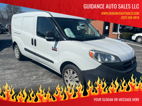 2016 RAM ProMaster City Cargo for sale at Guidance Auto Sales LLC in Columbia TN