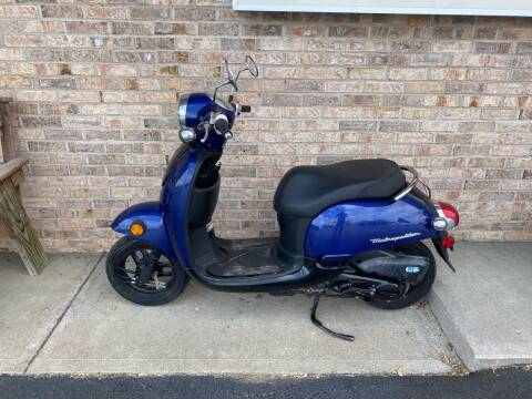 2015 Honda Metropolitan for sale at CarSmart Auto Group in Orleans IN