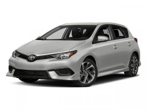 2018 Toyota Corolla iM for sale at Crown Automotive of Lawrence Kansas in Lawrence KS