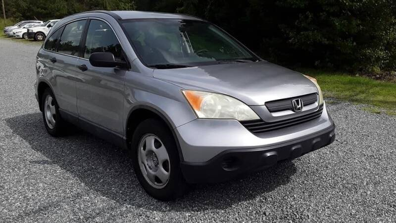 2007 Honda CR-V for sale at BEST BUY AUTO SALES in Thomasville NC